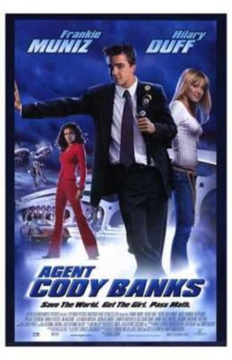 Agent Cody Banks Movie Poster (11 x 17) 884092