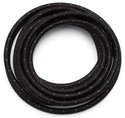 Russell Performance -8 AN ProClassic Black Hose (Pre-Packaged 20 Foot Roll) 632143