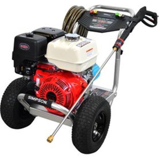 Aluminum 4200 PSI 4.0 GPM Gas Pressure Washer