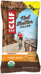 Clif 168003 Clif Clifbar Nut Butter Peanut Butter Box/12