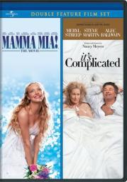 Mamma mia/its complicated (dvd) (double feature/ws/2discs) D61121887D