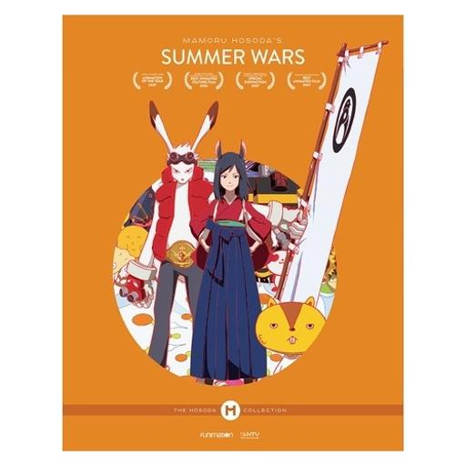 Summer wars-hosoda collection (blu ray/dvd combo w/uv) (3discs) 1313350