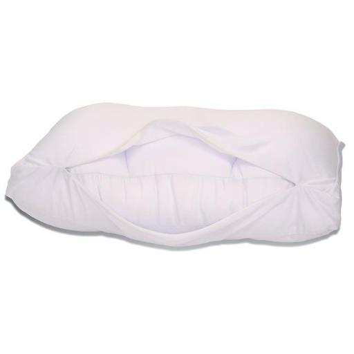 Living Health Products CV-SOBCP-002-que Cover for MicroBead Cloud Pillow - Queen Size