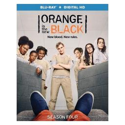 Orange is the new black season 4 (blu ray w/dig hd) (3discs/ws/eng/5.1dts) BR51922