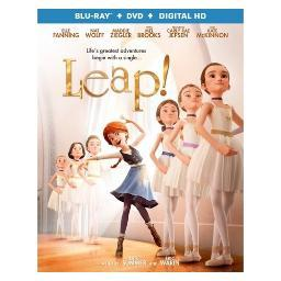 Leap (blu ray/dvd combo) (2discs) BR52135
