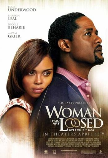 Woman Thou Art Loosed On the 7th Day Movie Poster (11 x 17) DJKE4UPEUOLBAVYJ