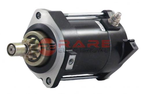NEW CCW STARTER MOTOR FITS YAMAHA OUTBOARD MARINE F50TLR F60TJR F60TLR 2002-04