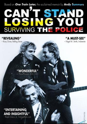 Cant stand losing you-surviving the police (dvd) EV8QHJ3ESJIJRVDM