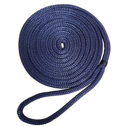 "Robline 1/2"" x 35' premium nylon double braid dock line"