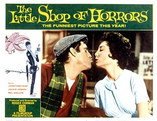 The Little Shop Of Horrors 1960 Movie Poster Masterprint 583VX5QWS8AMGICR