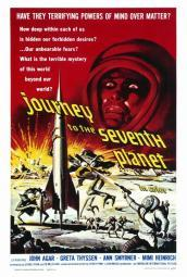 Journey to the Seventh Planet Movie Poster Print (27 x 40) MOVIF9186