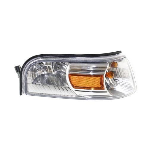 NEW DRIVER SIDE TURN SIGNAL LIGHT FITS MERCURY GRAND MARQUIS 08-09 6W3Z-13201-AA