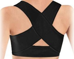 Personal Posture Corrector with Breathable Silky Weave - 2 Pack
