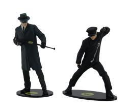 The Green Hornet and Kato Detailed Collectors Figures Statues