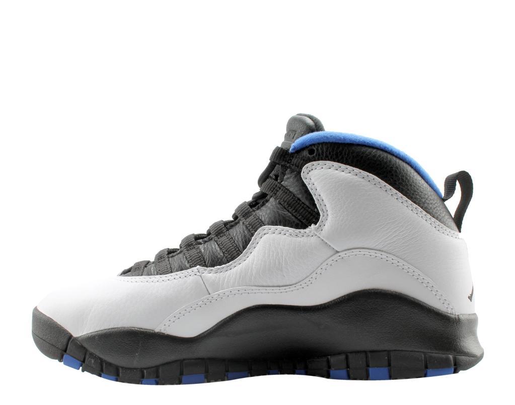 official photos 7db49 ea94f JORDAN Nike Air Jordan 10 Retro Orlando Men s Basketball Shoes 310805-108    massgenie.com