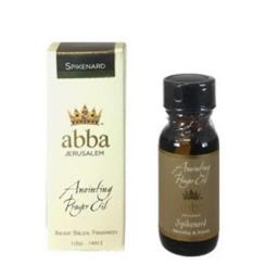 Abba Products 170838 0.5 oz Anointing Oil - Spikenard
