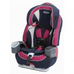Graco 1946249 Nautilus 65 LX 3 in 1 Harness Booster Car Seat - Ayla