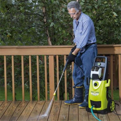 Pressure Joe 2030 PSI 1.76 GPM 14.5-AMP Electric Pressure Washer