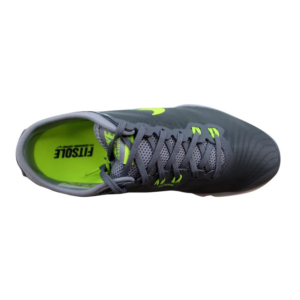 ee0391d36872f Nike Nike Flex Supreme TR 4 Cool Grey Volt-Wolf Grey-Pure Platinum  823668-003
