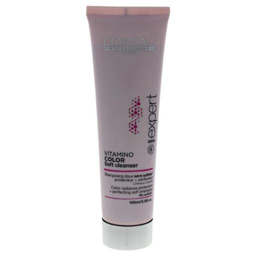 Loreal Professional U-HC-12437 Expert Serie Vitamino Color Soft Cleanser Shampoo for Unisex - 5 oz 1A85JEWMBDHADSZQ