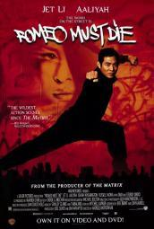 Romeo Must Die Movie Poster Print (27 x 40) MOVCF4417