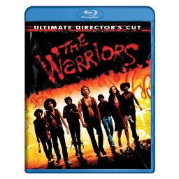 Warriors (blu ray) BR59160100