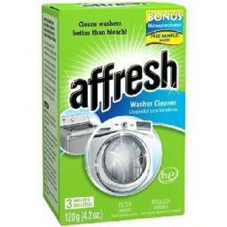 Affresh HE Washer Cleaner 3 Tablet Box