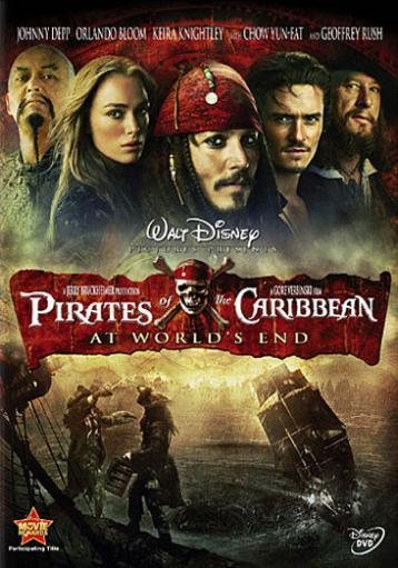 Pirates of the caribbean at worlds end (dvd) 8MWYIW0RCB6GGNYV