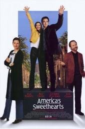 America's Sweethearts Movie Poster Print (27 x 40) MOVCH0674