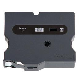 Brother international corporat tx2511 tx2511: 1 black on white for use with pt-30, 35, 8000, pc