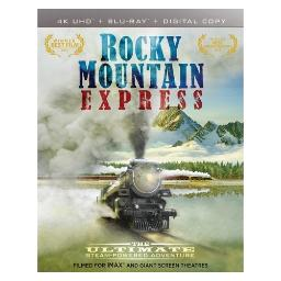 Imax-rocky mountain express (blu ray/4k-uhd) (3-d) BRSF16837