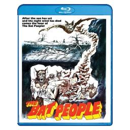 Bat people (blu ray) (ws/1.85:1) BRSF17624