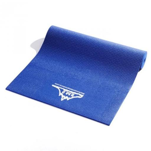 Black Mountain Products Blue Yoga Blocks Blue Yoga Blocks, Set of 2