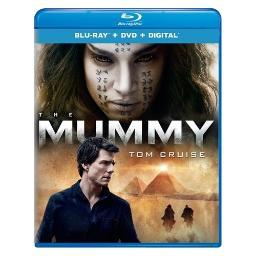 Mummy (2017) (blu ray/dvd w/digital hd) BR61168754