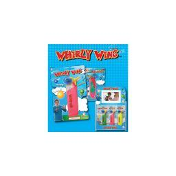 Nowstalgic Toys  Inc  285N Whirly Wing Flying Toy 48-Piece Assortment