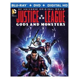 Justice league-gods & monsters (blu-ray) BR479093