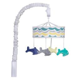 Trend-Lab 30529 Dr. Seuss New Fish Musical Mobile