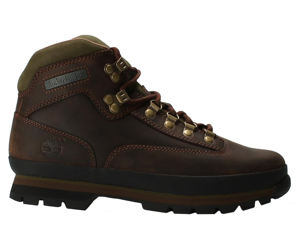 c46c6fe70b9 Timberland Euro Hiker Oiled Leather Brown Men's Hiking Boots 95100