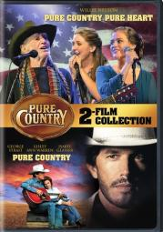 Warner home video pure country/pure country 3-pure heart (dvd/2 disc/dbfe) d634013d
