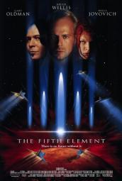 The Fifth Element Movie Poster Print (27 x 40) MOVIF9413