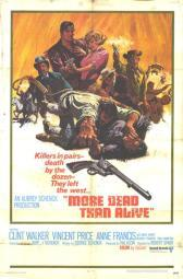 More Dead Than Alive Movie Poster (11 x 17) MOV234846