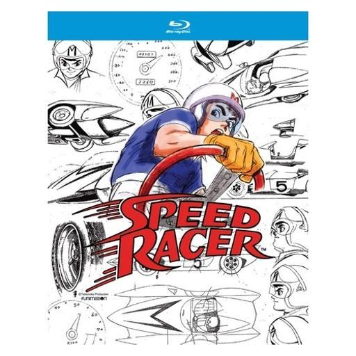 Speed racer-complete series (blu-ray/5 disc) NK2PQDTQMYHYJD4B