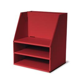 Classroom keepers classroom keepers desk organizr red