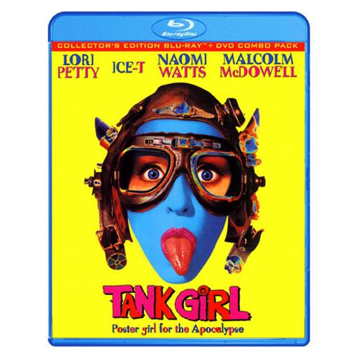 Tank girl-collectors edition blu ray/dvd combo (2discs/ws) 6JSIZJB22RAILF1H