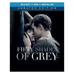 Fifty shades of grey (blu ray/dvd w/digital hd) BR61130687