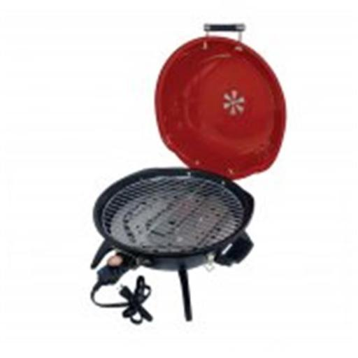 15 in. Electric Tabletop Barbecue Grill