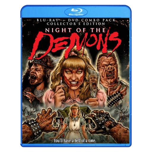 Night of the demons collectors edition (blu ray/dvd combo) (2discs)
