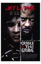 Cradle 2 the Grave Movie Poster (11 x 17) MOV196508