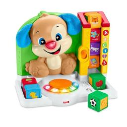 Fisher-Price FFN33 Smart Puppy Laugh & Learn First Words