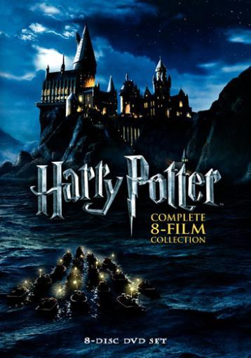 Harry potter-complete collection years 1-7ab (dvd/8 disc/viva) NGAVYHSAS8UMHAKC